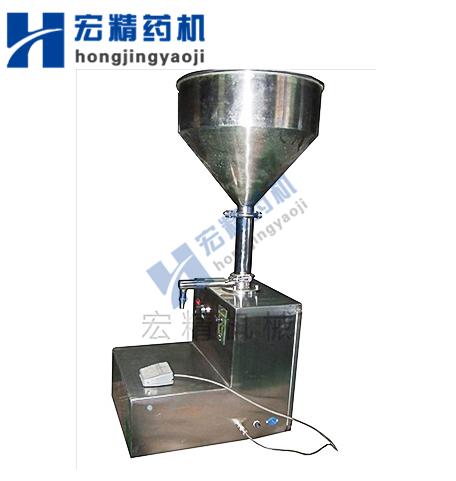 电动膏体灌zhuang机