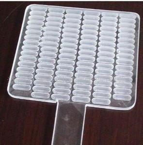 手动胶囊数粒板